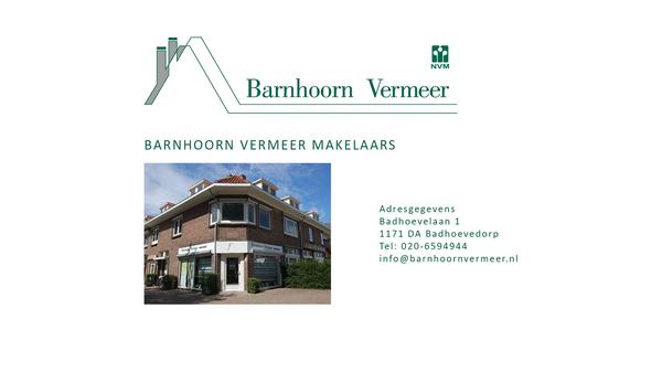 Barnhoorn Vermeer