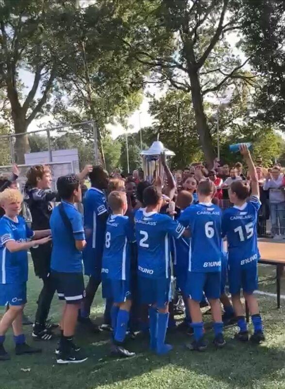 GENK wint de Ramada Cup