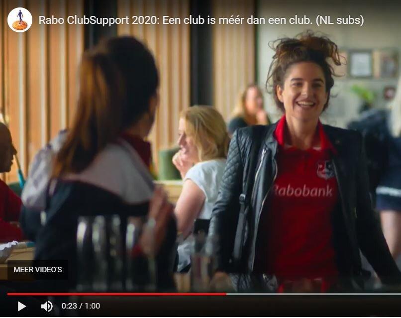 RaboClubsupport actie levert 3.438 euro op